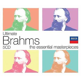 Ultieme Brahms - Ultimate Brahms: de essentiële meesterwerken [CD] USA import