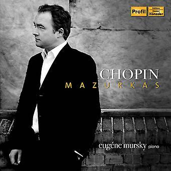Chopin / Mursky - Mazurkas [CD] USA import