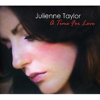 Julienne Taylor - Time for Love [CD] USA import
