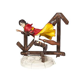 Harry Potter Playing Quidditch Figurine