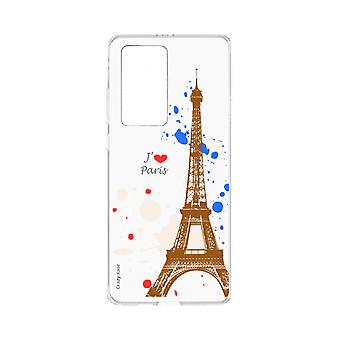 Hull For Huawei P40 Pro Souple Paris