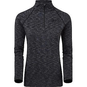 North Ridge Women's Ainslie Half Zip Pullover Grey