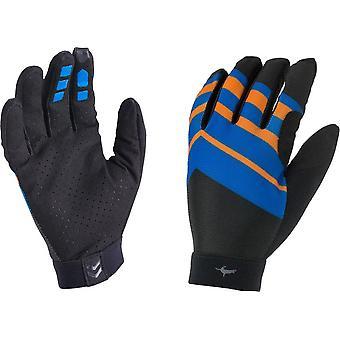 Sealskinz Men's Dragon Eye MTB Ultra Lightweight Flexible Gloves Blue