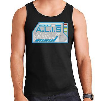The Crystal Maze ALIS Auto Lock Men's Vest