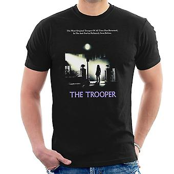 Original Stormtrooper The Trooper Exorcist Parody For Dark Men's T-Shirt