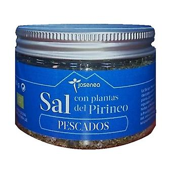 Coarse Salt with Pyrenean Plants (Fish) 80 g