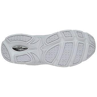 فيلا المرأة & apos الذاكرة العمل المؤقت عبر التدريب الأحذية، أبيض / أبيض / أبيض، 8 م الولايات المتحدة