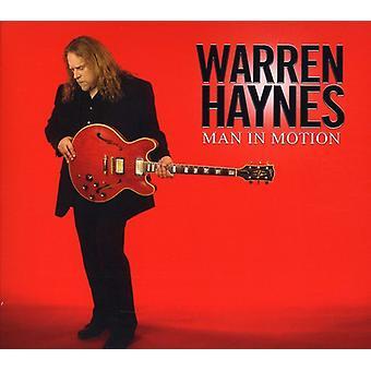 Warren Haynes - Man in Motion [CD] USA import
