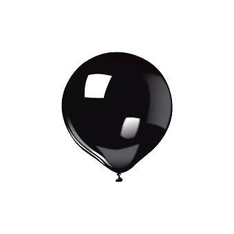 "25 12""/30cm Balloons - Black"