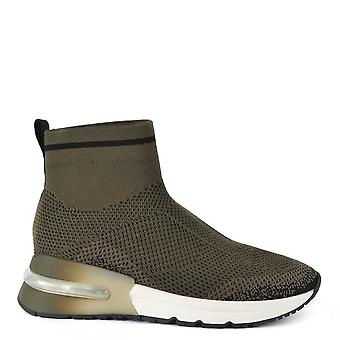 Ash KYLE DEGRADE Trainers Army Knit