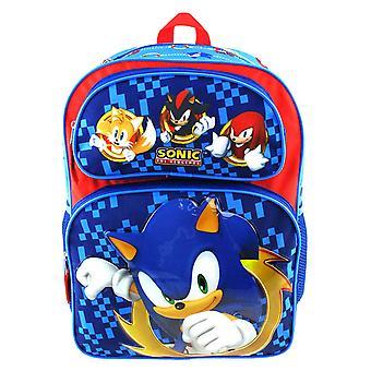 Sonic Rugzak Sonic de Egel en Vrienden