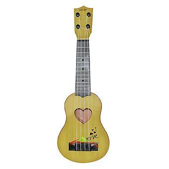 مبتدئ الكلاسيكية الغيتار الموسيقية آلة تعليمية لعبة