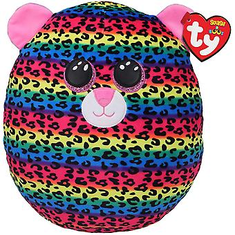"TY Dotty Leopard - Squish-A-Boo 14"" Zacht speelgoed"