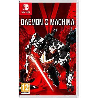 شيطان X Machina نينتندو التبديل لعبة