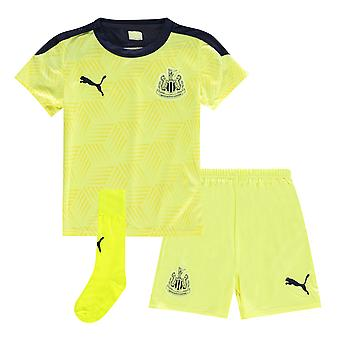 Puma Babies Newcastle United Away Baby Kit 2020/21 Football Jersey Short Socks
