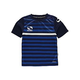 Sondico SPro Rio T-Shirt Juniors