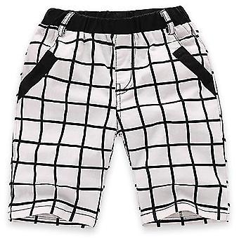 Drenge Bomuld Shorts-Camouflage Casual Tøj
