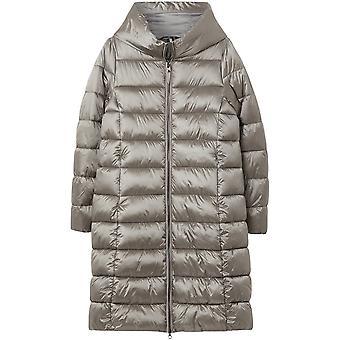 Joules naisten Langholm linja pehmustettu hupullinen takki