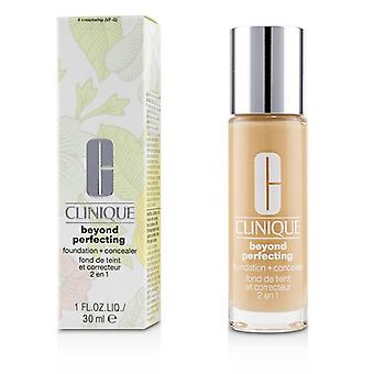 Clinique Beyond Perfecting Foundation & Concealer - # 04 Creamwhip (VF-G) 30ml/1oz
