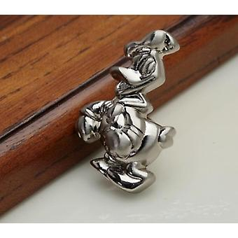 Cartoon Stainless Steel Fish Cupboard Drawer Pull Cabinet Wardrobe Handles