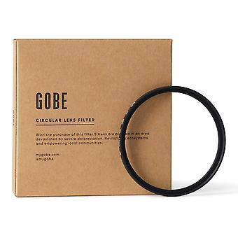 Gobe 77mm uv lens filter (1peak)