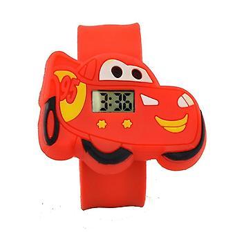 Zegarek dla dzieci, Cartoon Car Clock