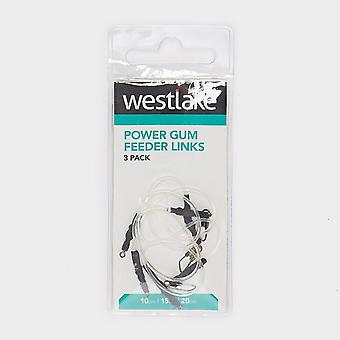 New Westlake Power Gum Feeder Links Silver