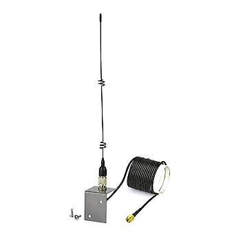 Eightwood outdoor 4g antenna external antenna sma adapter 5dbi omni-directional rg174 3m cable compa