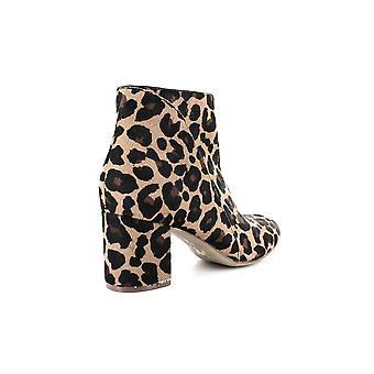 INC   Floriann Block-Heel Ankle Booties