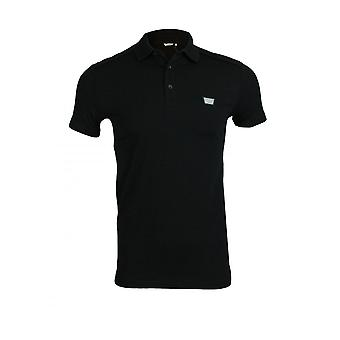 Antony Morato Men's Slim Fit Polo Shirt - schwarz