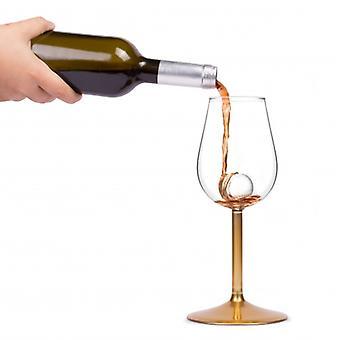 Beluchtende Vino Wijnglas Helder