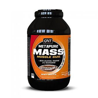 QNT Nutrition Metapure Mass Isolate Gainer 2.5kg