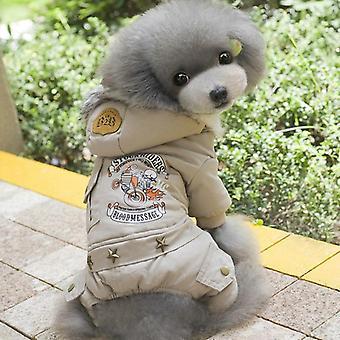 Winter Warm Puppy Pet Dog Coat Jacket
