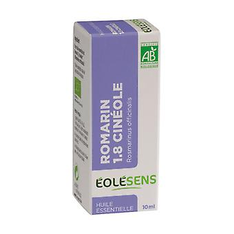Rosemary 1.8 cineole 10 ml of essential oil