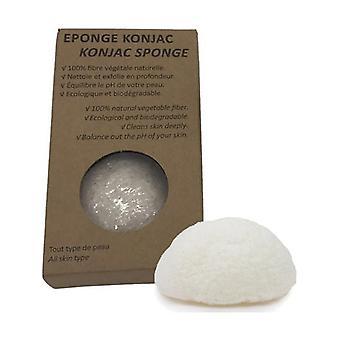 Classic Konjac sponge, skin care 100 g