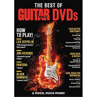 Guitar World: The Best of Guitar World DVD
