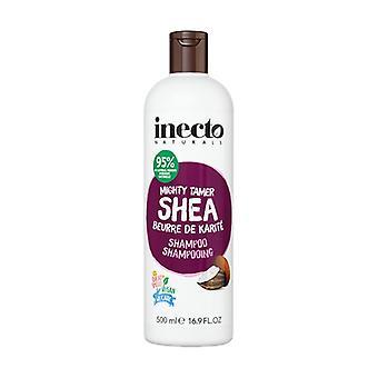 Shea Butter Anti-Frizz Shampoo 500 ml