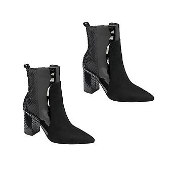 Ravel Sagua Ankle Boots for Women (Size 6) - Black