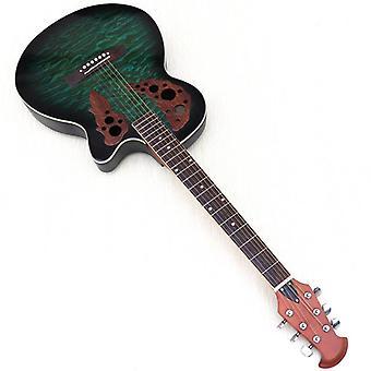 كامل باسوود الجسم الصوتية الغيتار الكهربائي والأسهم جولة العودة سلسلة