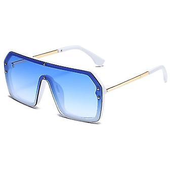 Klassieke vierkante zonnebril voor mannen en vrouwen uv bescherming 400 y256
