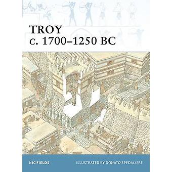Troy 18001250 eaa.00 mennessä Nic Fields