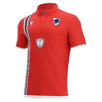 2021-2022 سامبدوريا القميص الثالث
