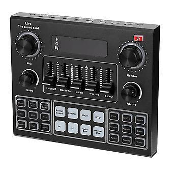 Live Broadcast Studio-telefon