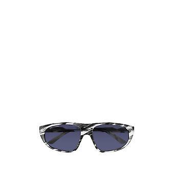 Balenciaga BB0098S grey havana male sunglasses