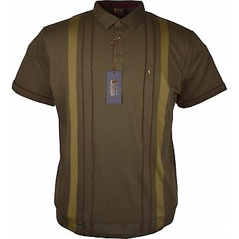 GABICCI Gabicci Mens Big Size Cotton Sports Short Sleeve Polo
