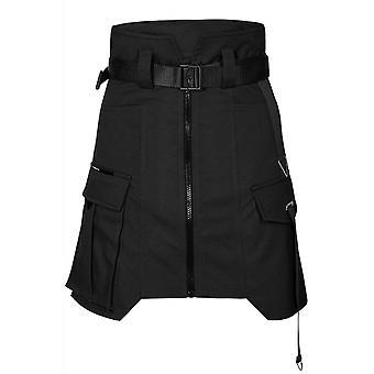 Punk Rave Rebel High Waisted Skirt