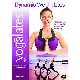 Yogalates 8 Dynamische Weight Loss DVD