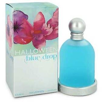 Halloween Blue Drop Av Jesus Del Pozo Eau De Toilette Spray 3.4 Oz (kvinnor)