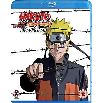Naruto - Shippuden: The Movie 5 - Blood Prison Blu-ray