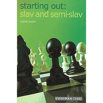Starting Out Slav  SemiSlav by Flear & Glenn